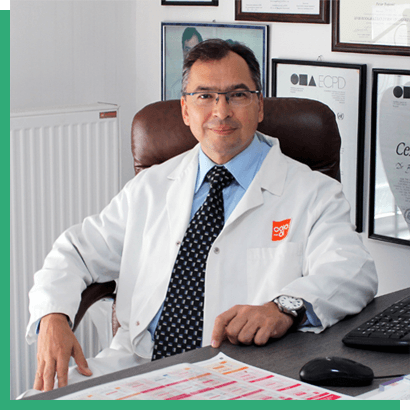 Prim. Dr Petar Bojanić - Specijalista Dermatovenerologije